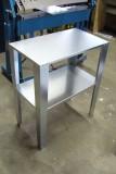 Verzinkt metaal tafel Rovac Winschoten (Groningen) oppottafel eigen produkt